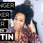 Taking Biotin for Natural Hair Growth