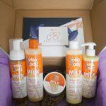 May Curlee Box – Lotta Body Milk & Honey Range