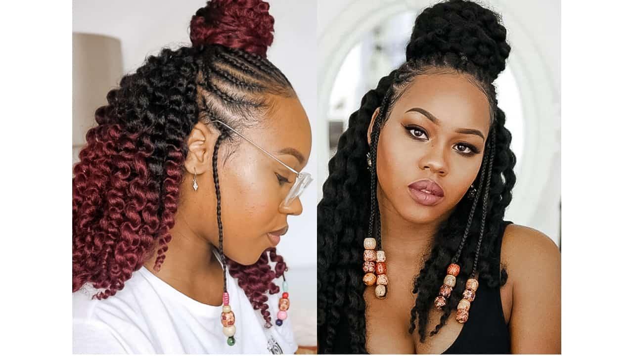 Natural Hair Archives - Queen Teshna
