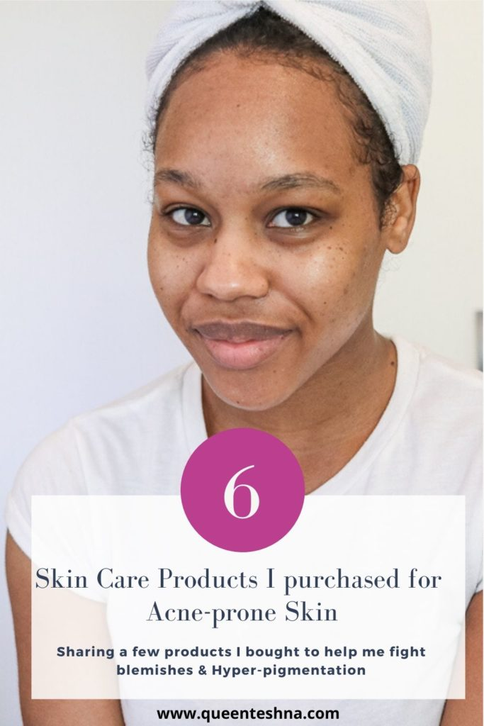 Effective products to build a Skincare routine to fight Acne